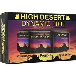 CC Pollen High Desert Dynamic Trio Tablets 3 bttls