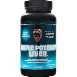 Healthy N Fit Triple Potency Liver 100 tabs