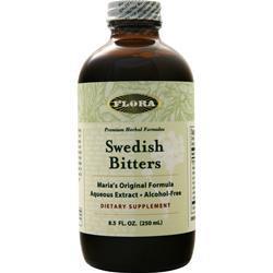 Flora Swedish Bitters Alcohol-Free 8.5 fl.oz