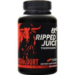 Betancourt Nutrition Ripped Juice EX2 60 caps