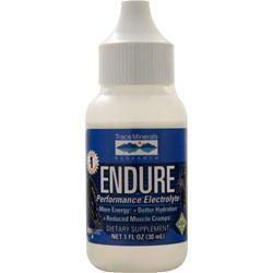 Trace Minerals Research Endure Performance Electrolyte .83 fl.oz