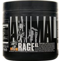 Universal Nutrition Animal Rage XL Mango Unchained 145 grams