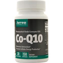 Jarrow Co-Q10 (30mg) 150 caps