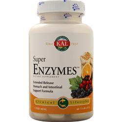 KAL Super Enzymes 60 tabs