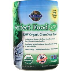 Garden Of Life Perfect Food Raw Powder 481 grams