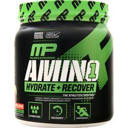 Muscle Pharm Amino 1 (Hydrate + Recover) Cherry Limeade 432 grams