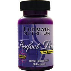 Ultimate Nutrition Perfect Diet for Women 90 caps