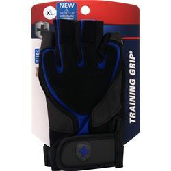 Harbinger Training Grip Glove Black/Blue (XL) 2 glove