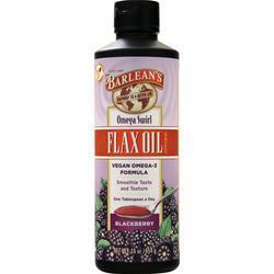 Barlean's Omega Swirl Flax Oil Blackberry 16 fl.oz