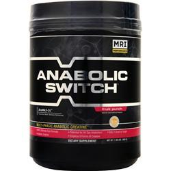 MRI Anabolic Switch Fruit Punch EXPIRES 6/17 2 lbs