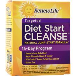 Renew Life Diet Start Cleanse 14 days