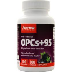 Jarrow OPCs + 95 (100mg) 100 caps
