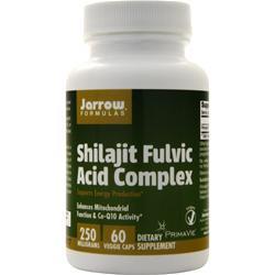 Jarrow Shilajit Fulvic Acid Complex 60 vcaps