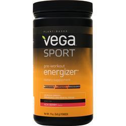 Vega Vega Sport - Pre-Workout Energizer Acai Berry 19 oz
