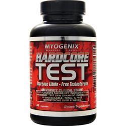 Myogenix Hardcore Test 80 caps