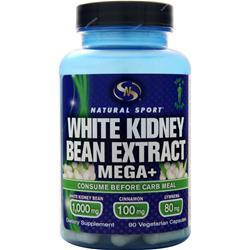 Natural Sport White Kidney Bean Extract 90 vcaps