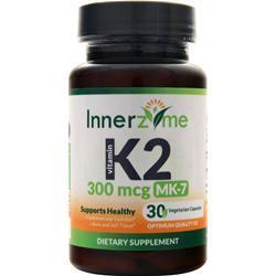 Innerzyme Vitamin K2 - MK7 30 vcaps