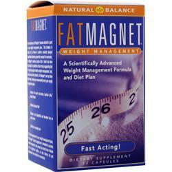 Natural Balance FatMagnet 72 caps