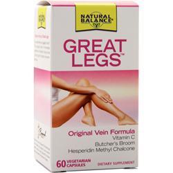 Natural Balance Great Legs 60 caps