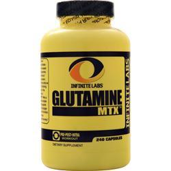 Infinite Labs Glutamine MTX 240 caps