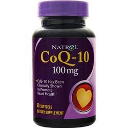 Natrol Coenzyme Q-10 (100mg) 30 caps