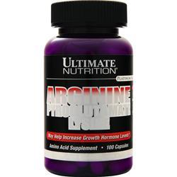 Ultimate Nutrition Arginine Pyroglutamate 100 caps