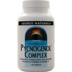 Source Naturals Pycnogenol Complex 120 tabs