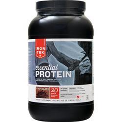 Iron-Tek Essential Natural High Protein Chocolate 1.57 lbs