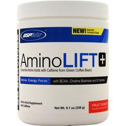 USP Labs AminoLift + Fruit Punch 9.1 oz