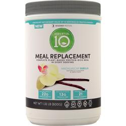 Designer Protein Essential 10 Meal - 100% Plant Based Protein Madagascar Vanilla 540 grams