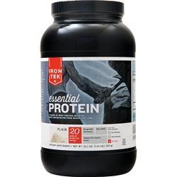 Iron-Tek Essential Natural High Protein Plain 1.63 lbs