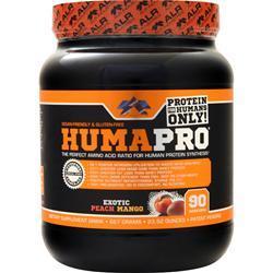 ALR HumaPro Powder Exotic Peach Mango 667 grams