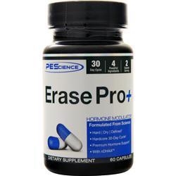 PES Erase Pro 60 caps