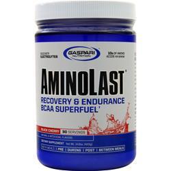 Gaspari Nutrition Aminolast - Recovery & Endurance BCAA Superfuel Black Cherry 420 grams