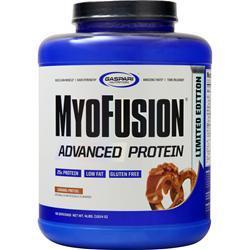 Gaspari Nutrition MyoFusion Caramel Pretzel 4 lbs