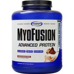 Gaspari Nutrition MyoFusion Chocolate Hazelnut Creme 4 lbs