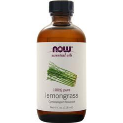 Now Lemongrass Oil 4 fl.oz