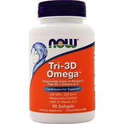 Now Tri-3D Omega 90 sgels