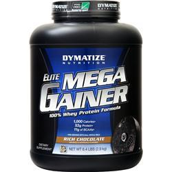 Dymatize Nutrition Mega Gainer Rich Chocolate 6.4 lbs