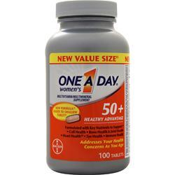 Bayer Healthcare ONE A DAY Women's 50+ Healthy Advantage 100 tabs