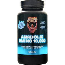 Healthy N Fit Anabolic Amino 10,000 90 tabs
