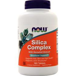 Now Silica Complex 180 tabs