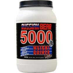 Vitol Russian Bear 5000 Weight Gainer Ice Cream Chocolate 4 lbs