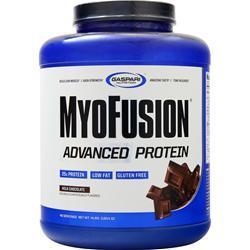 Gaspari Nutrition MyoFusion Advanced Protein Milk Chocolate 4 lbs