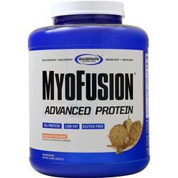 Gaspari Nutrition MyoFusion Advanced Protein Peanut Butter Cookie 4 lbs