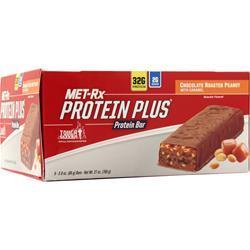 Met-Rx Protein Plus Bar Chocolate Roasted Peanut 9 bars