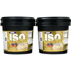 Ultimate Nutrition Iso Sensation 93 (Buy 1 get 1 Free) Banana Ice Cream 10 lbs