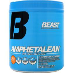 Beast Sports Nutrition Amphetalean Orange Cooler 225 grams