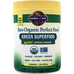 Garden Of Life Perfect Food Raw Powder Original 419 grams