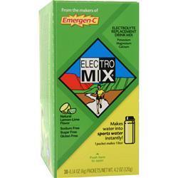 Alacer Electro Mix Lemon-Lime 30 pckts